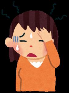 岡本夏生の病気