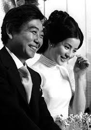 吉永小百合と岡田太郎の結婚